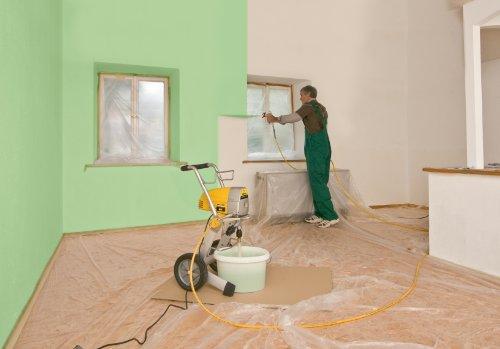 airless spritzger t vergleich farbspr hsyteme. Black Bedroom Furniture Sets. Home Design Ideas