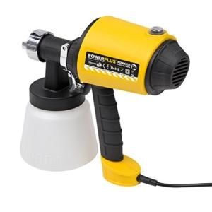 PowerPlusX Farbspritzpistole – elektrische Spritzpistole für Wandfarben - 4