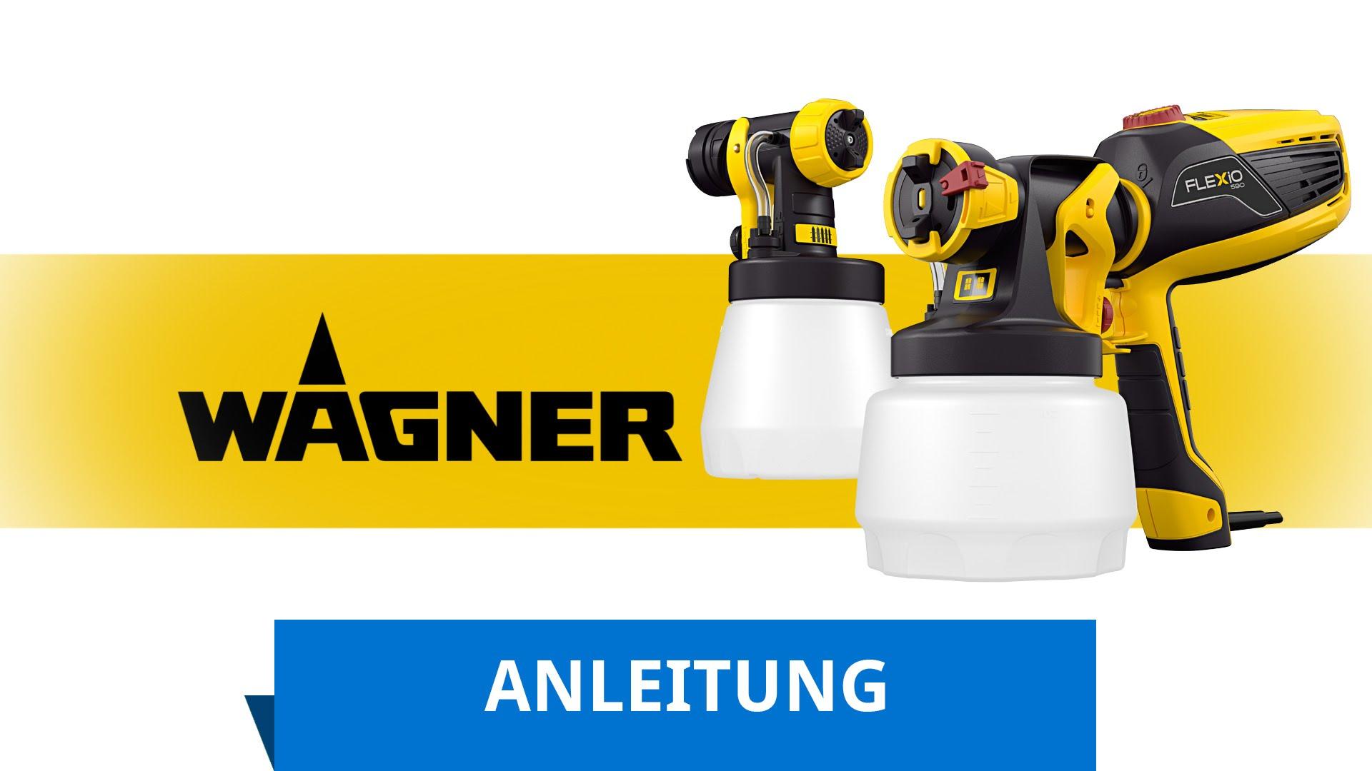 ᐅᐅ】universal sprayer wagner w590 anleitung (tips&tricks)